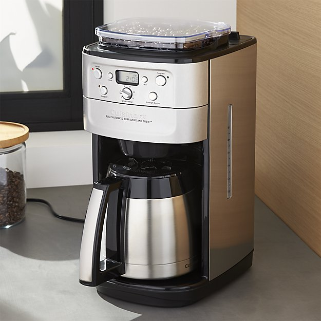 FEATURES OF A COFFEE MAKER