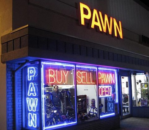 Best way of pawning
