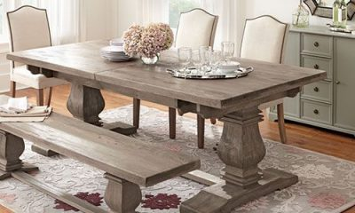 Benefits of wooden dining tables and chairs
