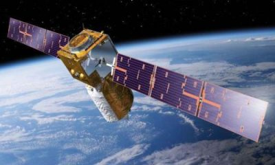 technological benefits from satellites