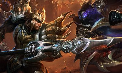 League of Legends Ranked Boosting Service
