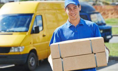 parcel courier