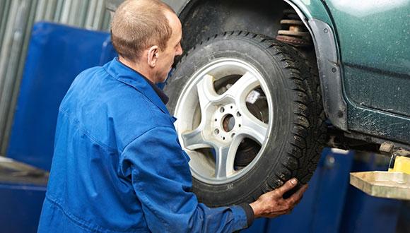 tire mounting and balancing included newark nj