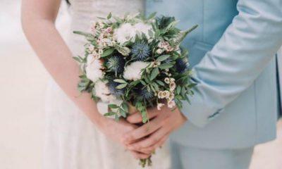 wedding hand bouquet singapore